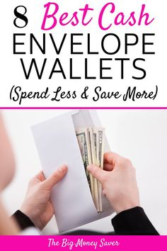 8 Best Wallets For The Cash Envelope System That Save Money