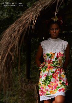 Tahiti, Tiki Dress, Island Wear, Hawaiian Dresses, Muumuu, Ootd, Floral Midi Dress, Evie, Dress Patterns