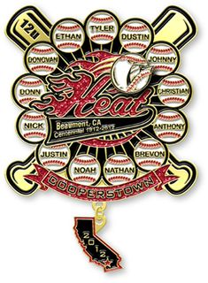 All About Pins is Counting Down to Cooperstown Cooperstown All Star Village, Cooperstown Dreams Park, Cooperstown New York, Softball Tournaments, Baseball Tournament, Baseball Season, Softball Pitching, Softball Cheers, Softball Mom