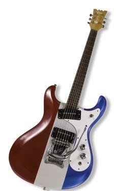 PulseBeat Guitars - 1965 Mosrite Ventures