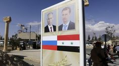 30 September 16 Syria war: How Moscow's bombing campaign has paid off for Putin