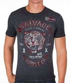 Salvage Tiger Juice T-Shirt