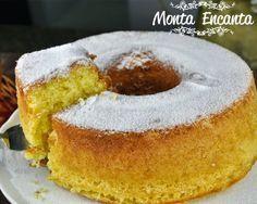 Bolo de laranja, Quem não adora um bolo simples? Simples de fazer e fácil de comer, ainda quente. Perfuma a casa, e traz alegria ao café da tarde!