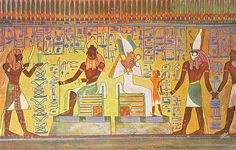 Egyptian Book of The Dead.