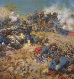 Gravelotte Franco Prussian War
