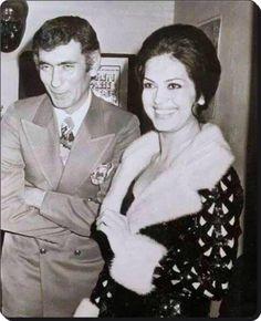 Türkan Şoray ve Yılmaz Güney (1971) #istanlook