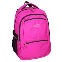 Študentský batoh SPIRIT Optima Pink