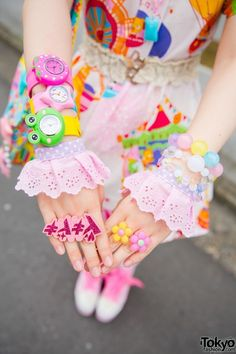 Decora fashion of Japan!