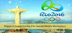 HOW SOCIAL MEDIA MARKETERS BROKE THE INTERNET DURING RIO OLYMPICS 2016?