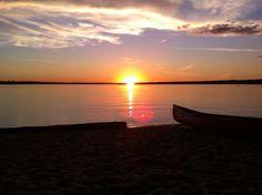 Norway Bay Sunset