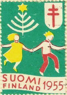 Kirjeitä myllyltäni: Joulumerkkejä ja vähän muitakin Lapland Finland, Joy To The World, Stamp Collecting, Postage Stamps, Norway, Nostalgia, Childhood, Branding, Retro