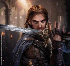 Gondorian (The Hammer-stroke card lotr lcg)