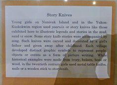 story knife alaska - Google Search