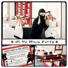 The absolute ninja party