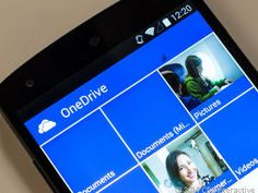 Microsoft's OneDrive to take on Google Drive and Dropbox
