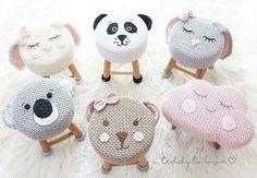 Crochet and Knitting Cute Crochet, Crochet For Kids, Crochet Dolls, Knit Crochet, Crochet Hats, Crochet Home Decor, Baby Kind, Baby Decor, Crochet Animals