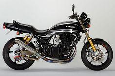 Sanctuary Kawasaki Zephyr 750