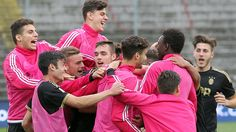 Viareggio cup: Juve og Palermo i finalen!