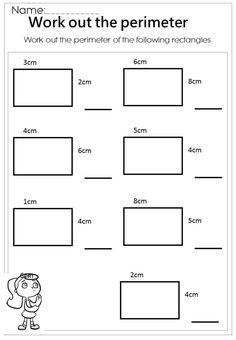 22+ [ Perimeter Worksheets Ks1 ] | perimeter worksheets ...
