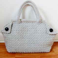Derek Bag: free #crochet #pattern by Lthingies