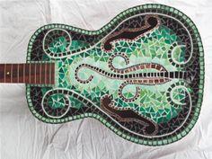 Evolution Mosaic Guitar
