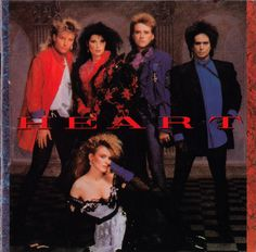 Heart - These dreams (Heart - Capitol US/1985)
