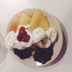 Pancake night in MMH!