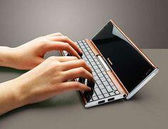 Sneak Peek at 'Pocket Yoga' Inspires Some Serious Lenovo Lust #computers #technology trendhunter.com