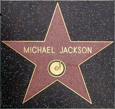 Michael Jackson star ❤