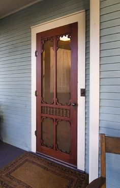 Vintage Doors produces hand-crafted, solid hardwood doors for every type of interior and exterior home project, including screen, Dutch, porch, and pet doors and garden gates.