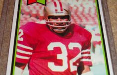I will sell my 1979 O.J. Simpson Topps #170 for $8.00