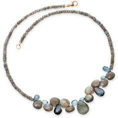 Astley Clarke Gemstones Labradorite Necklace