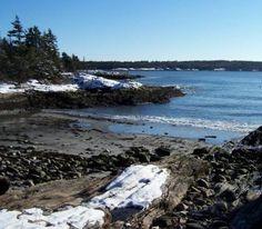 Maine coastal beauty
