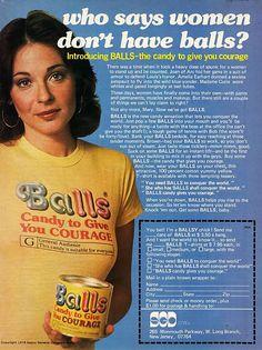Balls Candy 1978