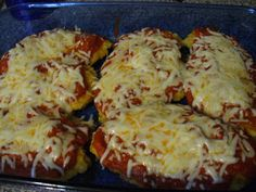 Awesome Chicken Parmesan