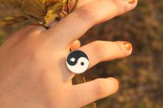 Beautiful Balance and Peace  Yin Yang Black by tranquilityy, $8.55