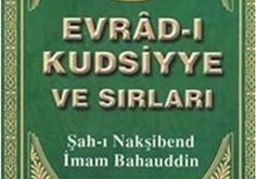Evrad-i Kutsiye - Evrad-i Bahaiye Allah, Religion, Faith, Books, Libros, Book, Loyalty, Book Illustrations, Believe