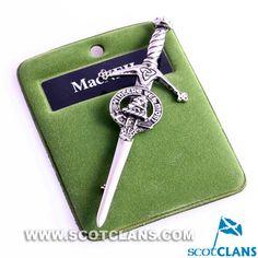 MacNeil Clan Crest K