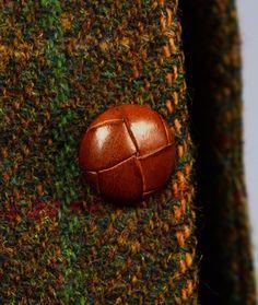 Harris Tweed Blazer Jacket Windowpane Wedding Country 42S EXCEPTIONAL ITEM 677 | eBay