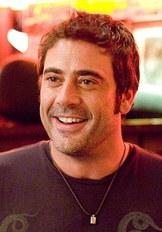 Jeffery Dean Morgan in P.S. I love you...where I first fell in love with him