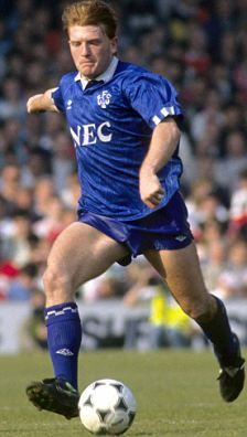 Stuart McCall - Everton
