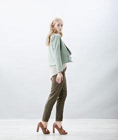 Reine Blouse, Bates Skirt