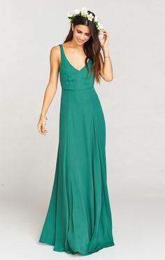 Jenn Maxi Dress ~ Hu