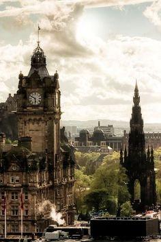 Valigia per la Scozia