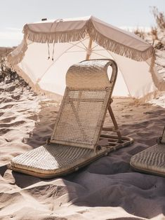 The best beach chair from Land and Sand Essentials