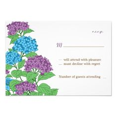 This DealsLilac & Blue Hydrangeas Spring Wedding RSVP CardWe provide you all shopping site and all informations in our go to store link. You will see low prices on