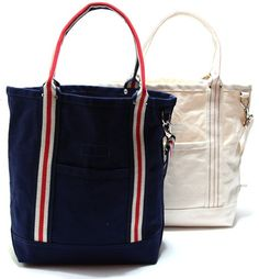 Engineered Garments Workaday Canvas Tote Bag