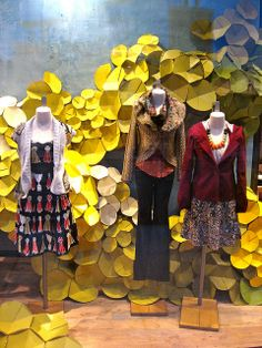 Our autumn 2010 windows, pt ii store window displays, retail displays, stor Visual Display, Display Design, Store Design, Display Ideas, Visual Merchandising, Anthropologie Display, Store Window Displays, Retail Displays, Vitrine Design
