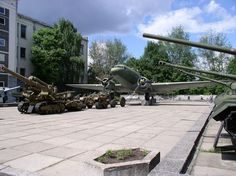 by Hanna Zelenko CC3 Belarusian Great Patriotic War Museum is the largest repository of relics of the Great Patriotic War in #Belarus. The museum will consist of 4 blocks dedicated to different years of war. The building should be crowned with a glass dome. The museum is equipped with a multi-lingual audio guide, plasma screens, showing photos and newsreels. Info kiosk will be introduced with letters from the front.