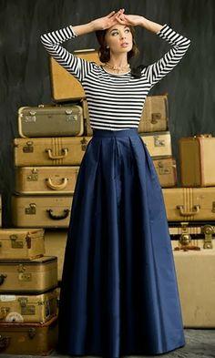 My Week in Skirts
